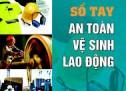 Sổ tay hướng dẫn thực hiện công tác ATVSLĐ trong các doanh nghiệp