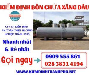 Kiem Dinh Bon Chua Xang Dau