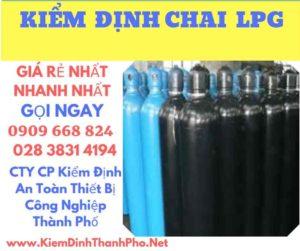 Kiểm định chai LPG