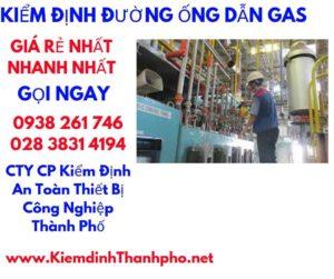 hình ảnh kiểm định đường ống dẫn gas