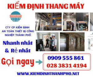 hình ảnh kiểm định thang máy